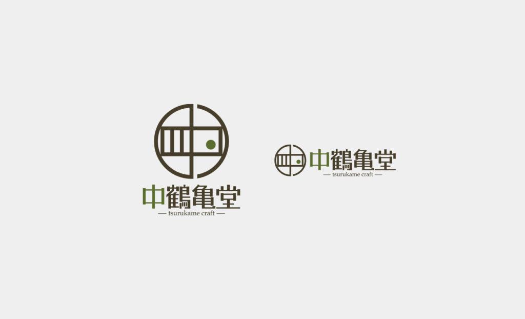 中鶴亀堂ロゴ